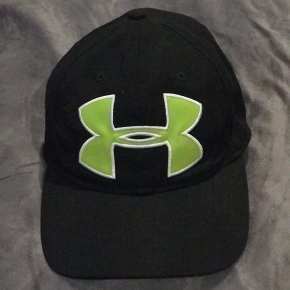 21b85134d8d Under Armour Heat Gear Hat. M 5b6a1f502aa96a6be3f68d90
